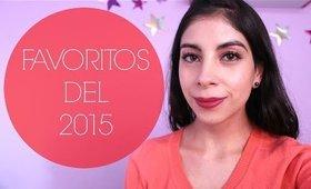 Mis Favoritos del 2015 / Best of Beauty / Pampus173