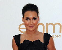 Naya Rivera Hair, Emmy Awards 2011