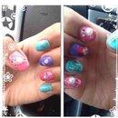 Disney Gel Nails