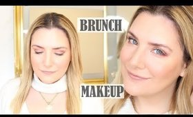 SUNDAY BRUNCH MAKEUP TUTORIAL