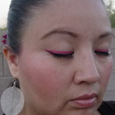 Doble Liner In Neon Pink