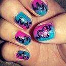 heartbeat nails!!