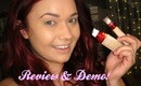 Day 27: Revlon Age Defying Concealer & Foundation - Review & Demo