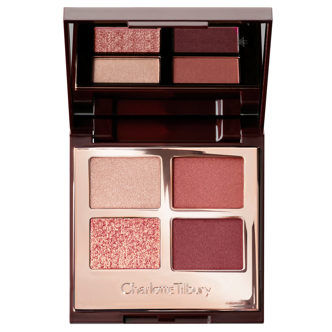 Charlotte Tilbury Luxury Palette Walk of No Shame alternative view 1 - product swatch.