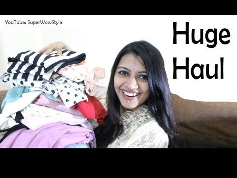 a8fb370ef4 HUGE Clothing Haul - A Cheap Chinese Website