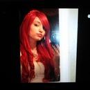 Wanting to die my hair red