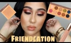First Impressions Makeup Tutorial: Dose of Colors X Katy X Desi Round2| FedEx Rant!!