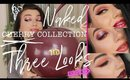 URBAN DECAY NAKED CHERRY COLLECTION | Three Looks + Review