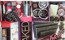 My Makeup Collection & Storage Jan. 2011