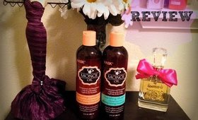 Hask  Beauty - Monoi Oil Shampoo & Conditioner REVIEW