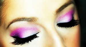 Perfect pink eyes for your love