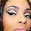Neutral Cut Crease with double wing