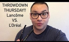 THROWDOWN THURSDAY!! Lancôme VS. L'Oréal