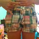 New shorts! Ya like???