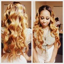 blond Brazilian
