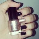 Golden nail
