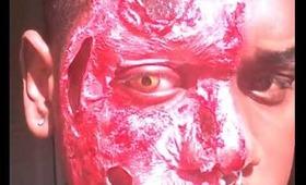 Face Brun make up