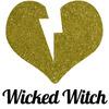 Rockeresque Beauty Co. Loose Eyeshadow Wicked Witch