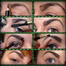 My eyebrow tutorial!
