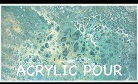 Acrylic Pouring | Virginiaaaxo