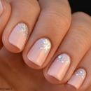 Gold & light pink