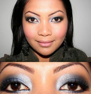 My entry to NYX cosmetics Face Awards