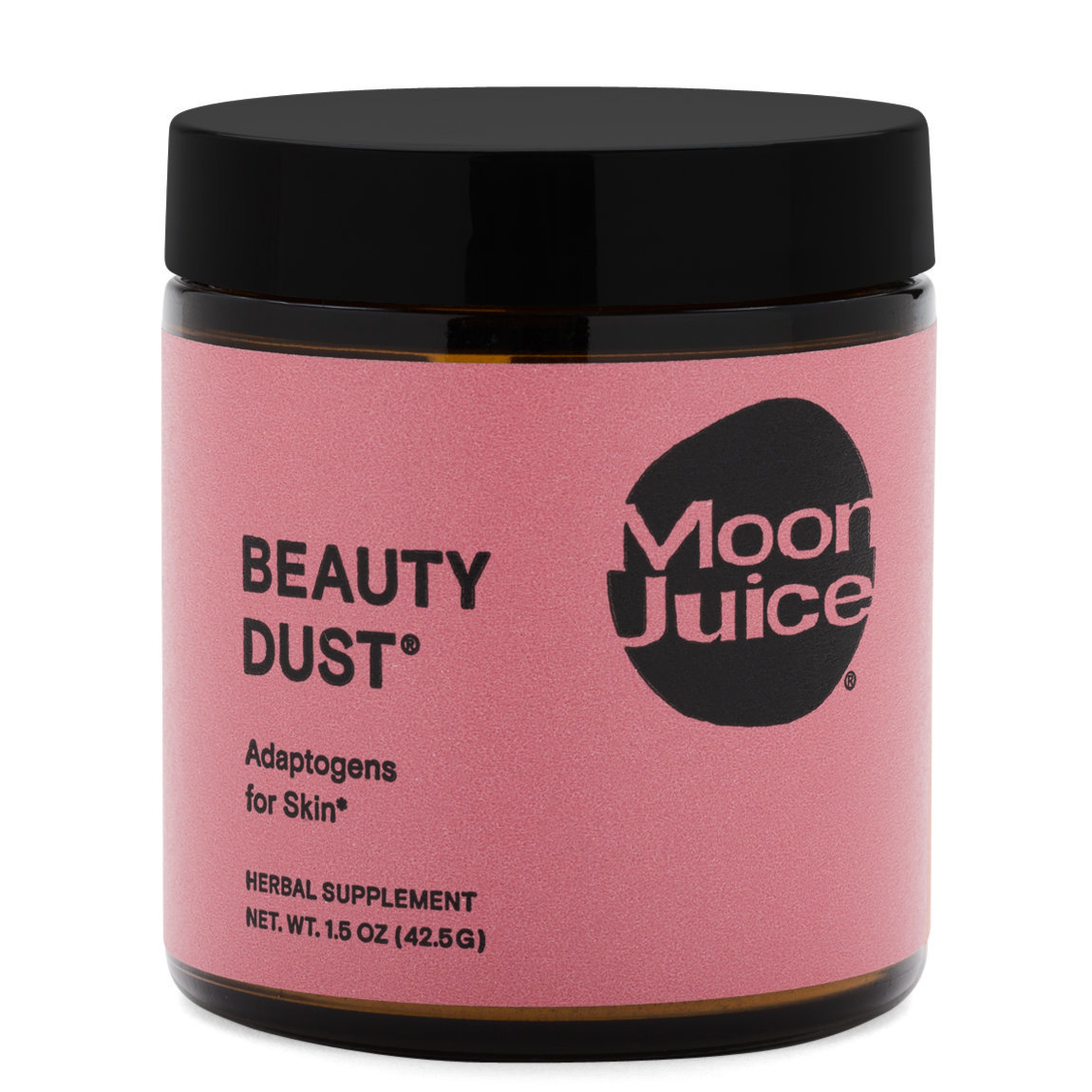 Moon Juice Beauty Dust product swatch.