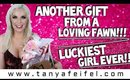 Another Gift From A Loving Fawn!!! Luckiest Girl Ever!! | Tanya Feifel-Rhodes