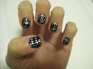 moon phase nails
