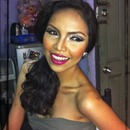 beauty look for morena skin