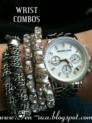 My Favorite Wrist Combo that I love to wear.