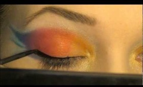 Paradise Bird ♥ make up