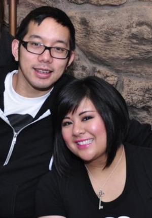 the BF & I XMas 2010 ;)