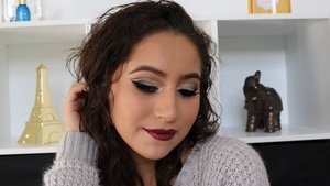 Created this look using the morphe x kathleenlights palette. Come check out the tutorial on my YouTube channel. https://youtu.be/UDRTGehqV0M