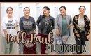 Fall Haul + Lookbook ft. Crazy Cool Threads
