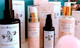 Sveti Cosmetics Lexira and Bio Demascena Bulgarian Rose Oil Review and Demonstration
