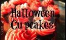 Halloween Inspired Cupcake Treats