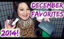December Favorites 2014