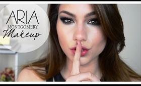 Aria Pretty Little Liars Makeup Tutorial! | Kayleigh Noelle