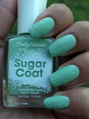 Sally Hansen Sugar Coat in Sour Apple