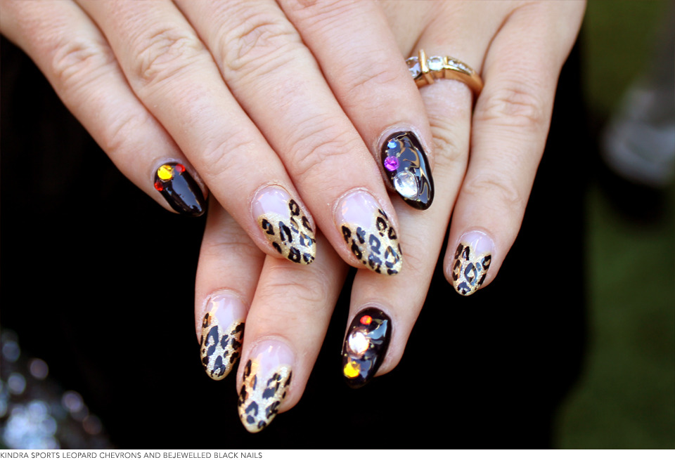 Street Seen: New York Fashion Week\'s Wildest Nail Art | Beautylish