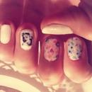 Marilyn Monroe Nails :)