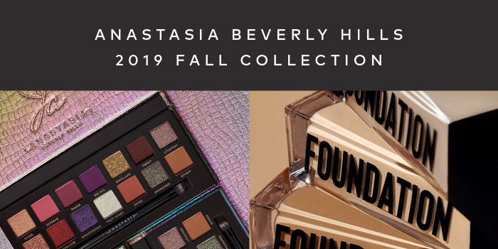 Shop Anastasia's 2019 Fall Collection on Beautylish.com