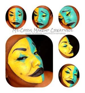 Wolfe FX essentials Palette   BH cosmetics 1st Edition