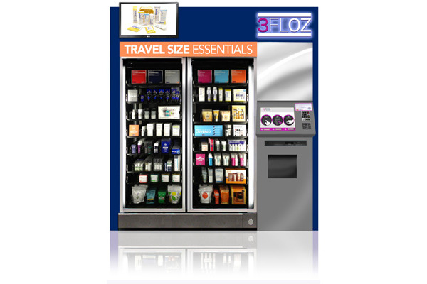 Touch-up Before Takeoff: Beauty Vending Machines Are in Your Airport