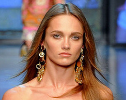 D&G Hair, Milan Fashion Week S/S 2012
