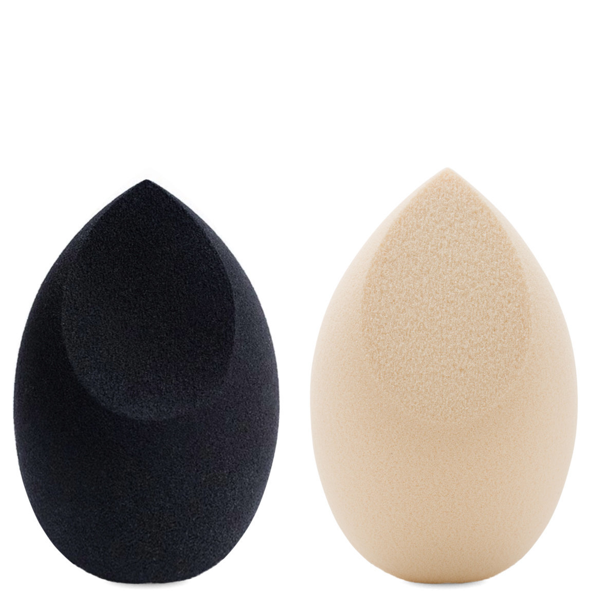 JUNO & Co. Cloud Makeup Sponge Duo product swatch.