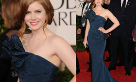 Golden Globes Makeup 2011: Amy Adams