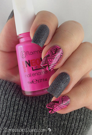 http://stampoholicsdiaries.com/2015/01/09/p2-110-classy-flormar-n008-and-stamping-with-bundle-monster-bm-603/