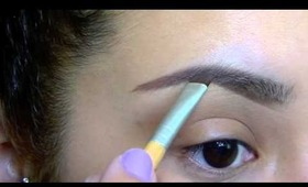 Tutorial: How to Get Perfect Eyebrows